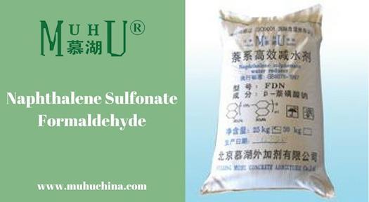 High Quality Naphthalene Sulfonate Formaldehyde