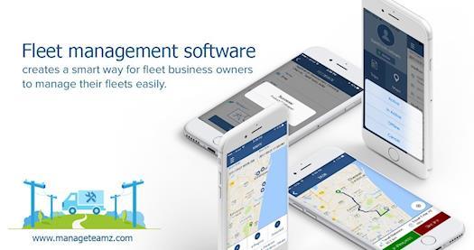 Smart Fleet Management Software