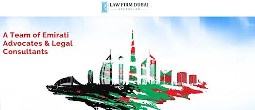 Law Firm Dubai - A New Era in Legal Services!
