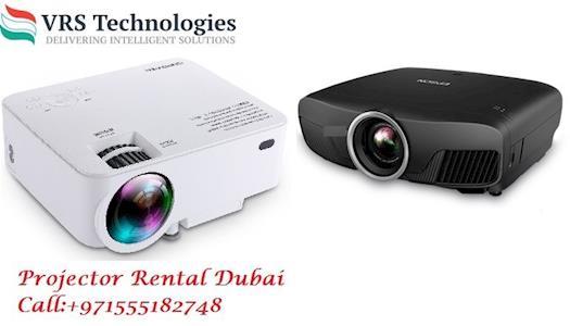 Projector Rental Dubai | HD Projector for Rent in Dubai