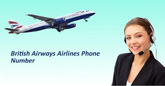Book Air-Flight tickets at British Airways Airlines Phone Number