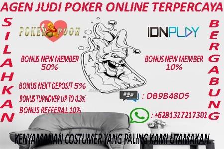 Pokerpooh|Agen judi poker online terpercaya