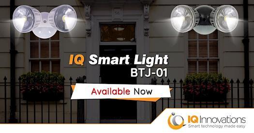 IQ Smart Light BTJ-01_Available Now