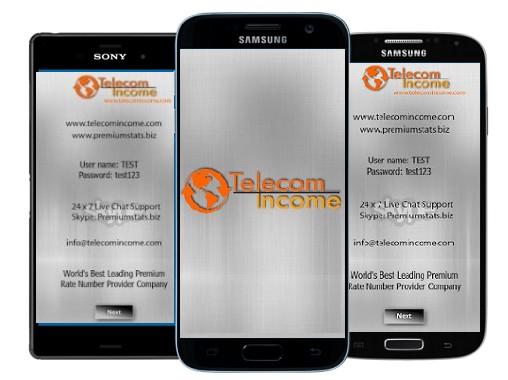 Telecom income