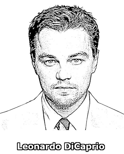 Leonardo DiCaprio to color