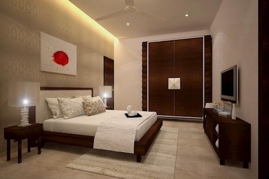 Peaceful Haven Look   Master Bedroom