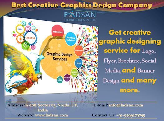 Best Creative Graphics Design Company