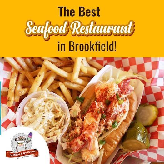 Best Seafood Restaurant in Brookfield