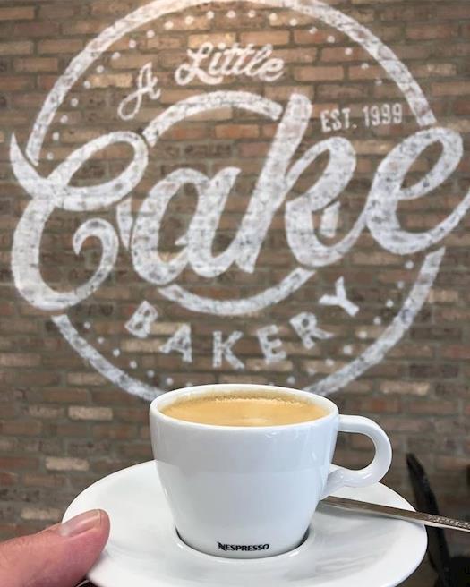 Nespresso by A Little Cake