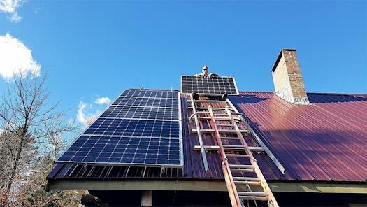 Solar Energy Company Belmont NH