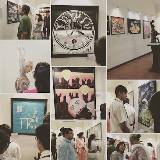 Visual #ArtsWorksop at #IBDPSchoolsNearMumbai