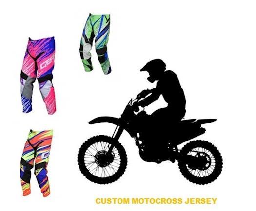 Custom Motocross Jerseys & Sportswear | Gearclub.co.uk