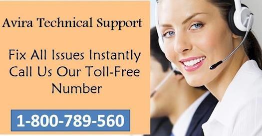 Dial 1-800-789-56O Avira Technical Support Phone Australia