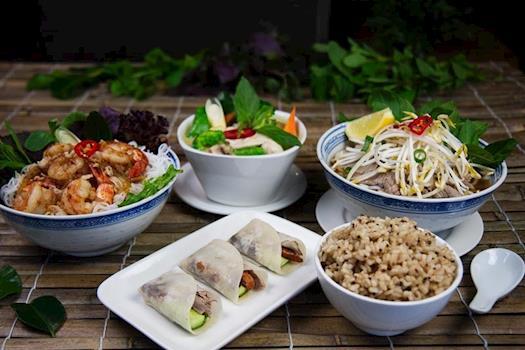 Order Asian takeaway