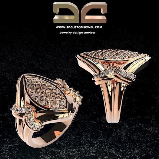 Cad Cam Jewelry | Jewelry Design Services