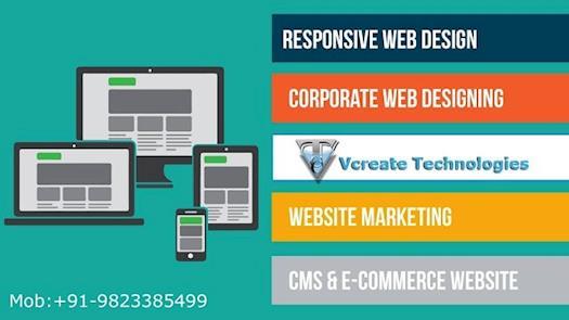 Web Design Company in Nagpur | Vcreatetech