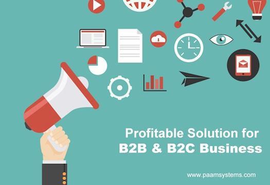 Profitable Solution for B2B & B2C Business