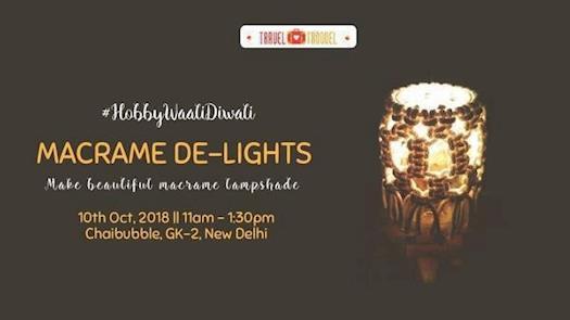 Macrame De-Lights | Logout World