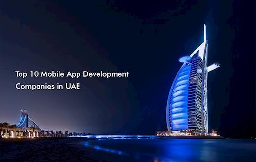 list of mobile application development companies in Dubai