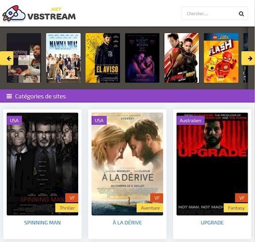 Film Streaming - Stream Complet - Voir film streaming - vbstream.net