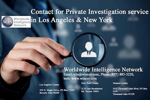 Private Investigators New York