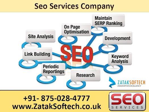 Seo Services Company - Zatak Softech