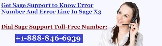 Best Way to Know Error Number And Error Line In Sage X3
