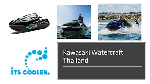 Kawasaki Watercraft Thailand