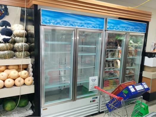 Commercial Freezer Melbourne