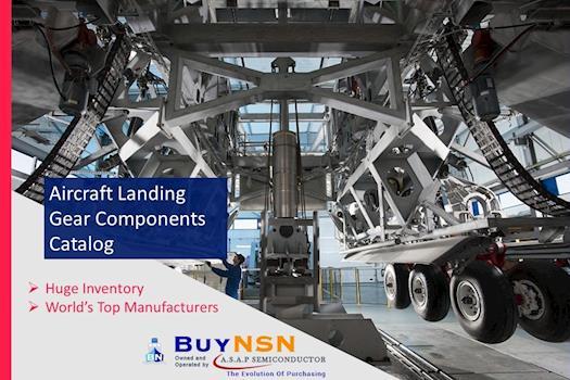 Aircraft landing gear parts