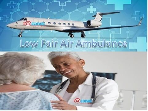 Medivic Aviation Air Ambulance Air Ambulance Service in Kolkata