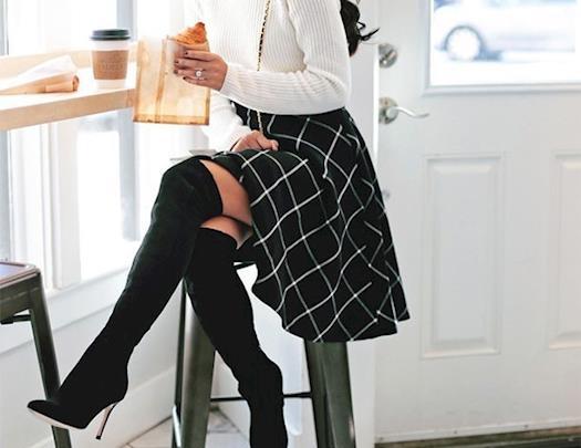 A-Line Skirt- Extra Petite