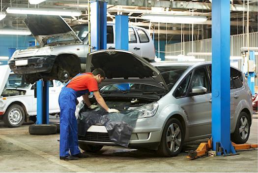 Volkswagen garage Henley