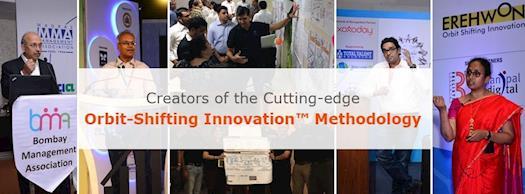 The Creators of the Orbit-Shifting Innovation Methodology