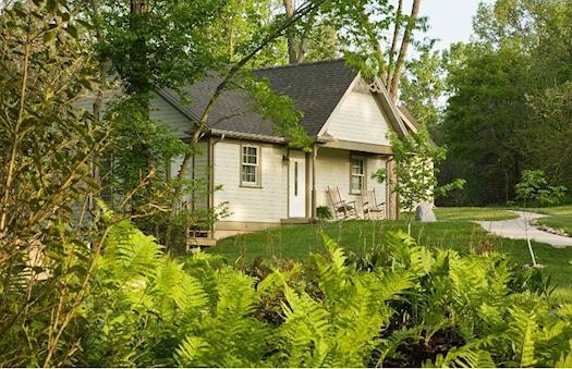 Garth Woodside Mansion Cottage View