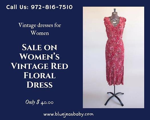 Blue Jean Baby online shop | Vintage Dresses | 2018 Sale