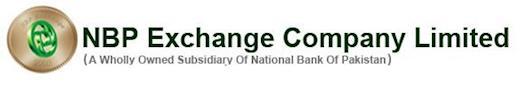 NBP Currency Exchange Pakistan