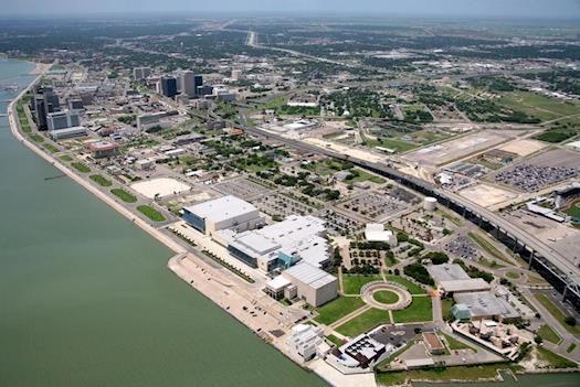 Stock Aerial Photography in San Antonio