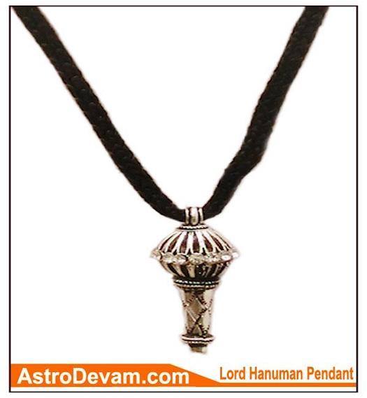 Lord Hanuman Pendant Online for Sale on AstroDevam.com