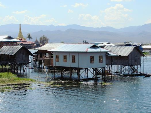 Nampan Village