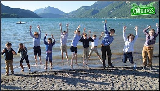 Plan France School Trip with Rocknrolladventures.com