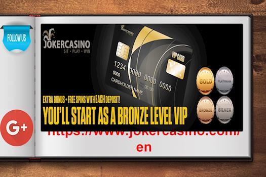 Joker Casino, Meeste Casino Bonus, Online Casino