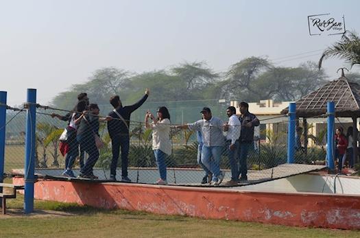 Corporate Team Outing Near Delhi with Therurbanvillage