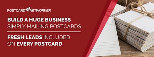 Huge Business in Postcards!