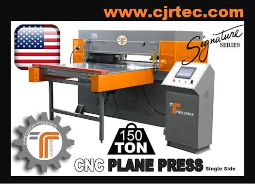 150 Ton CNC Plane Press