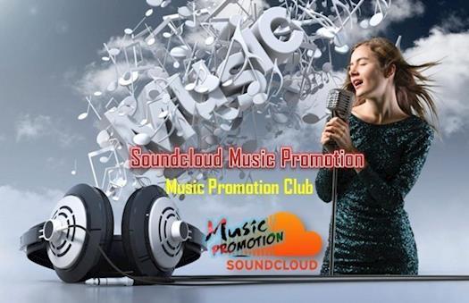 Soundcloud Music Promotion