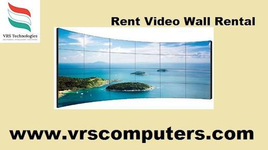 Rent Video Wall Dubai