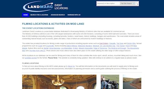 Landmarc website
