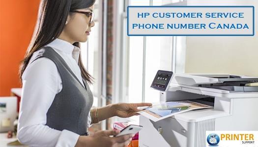 hp customer service phone number Canada