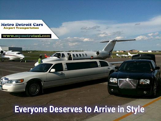 Metro Detroit Airport Cars Service